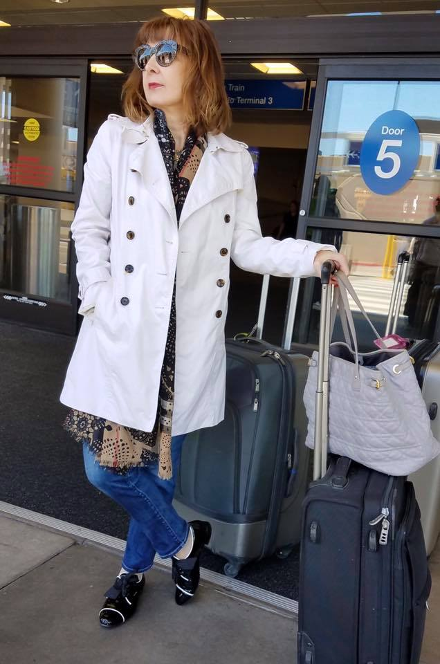 airoport outfit