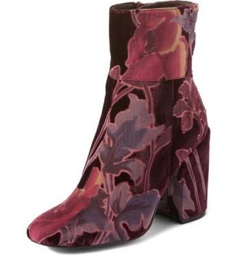 velvet boot