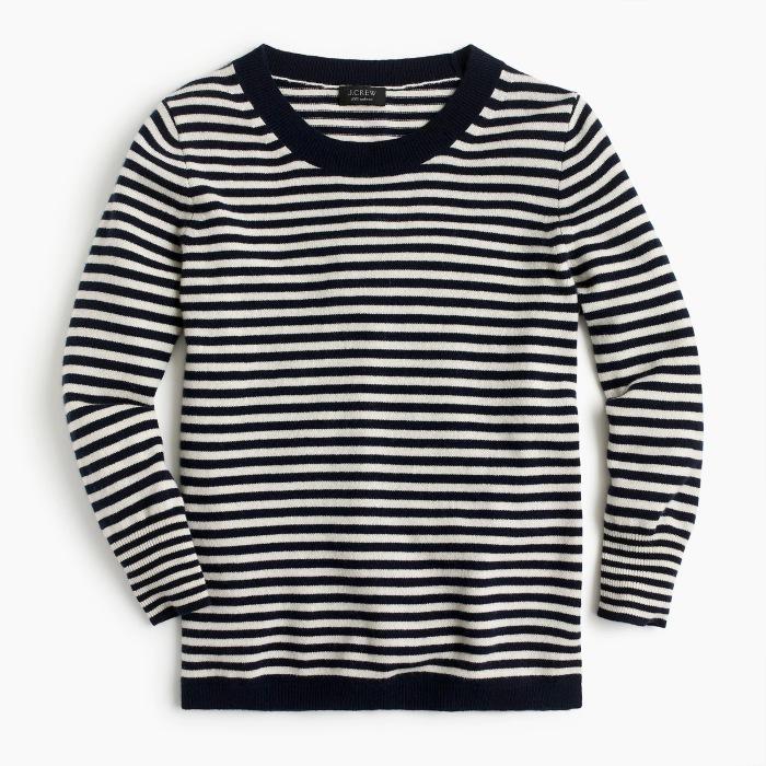 cashmere striped