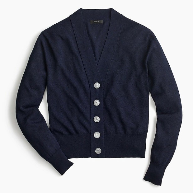 jcrew+navy+cardigan