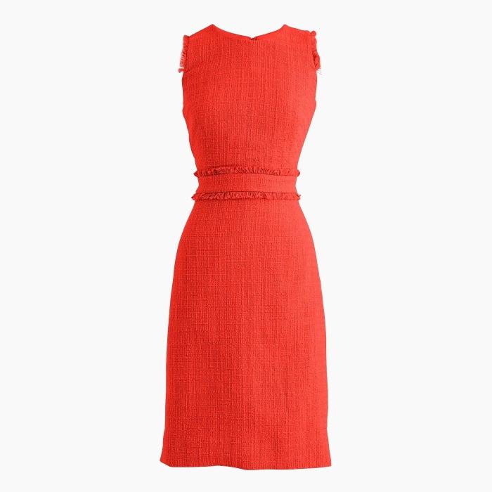 red _dress
