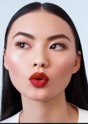 red _lip